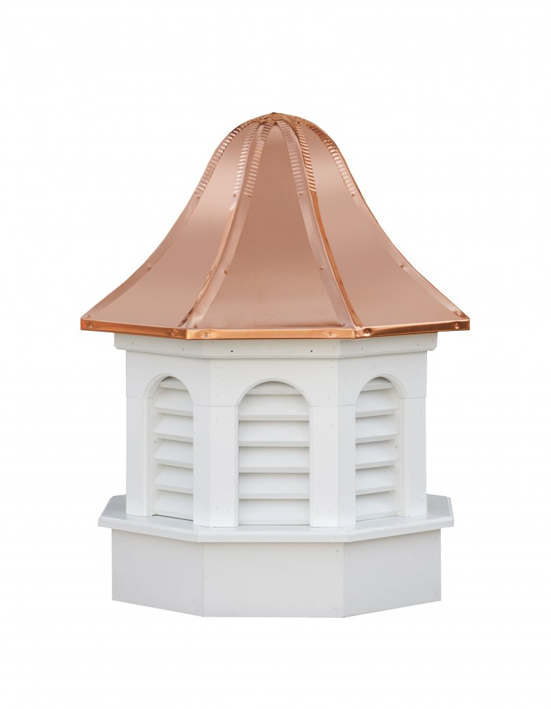 Copper Roof Cupola | Cupola Roof Vent | Cupolas