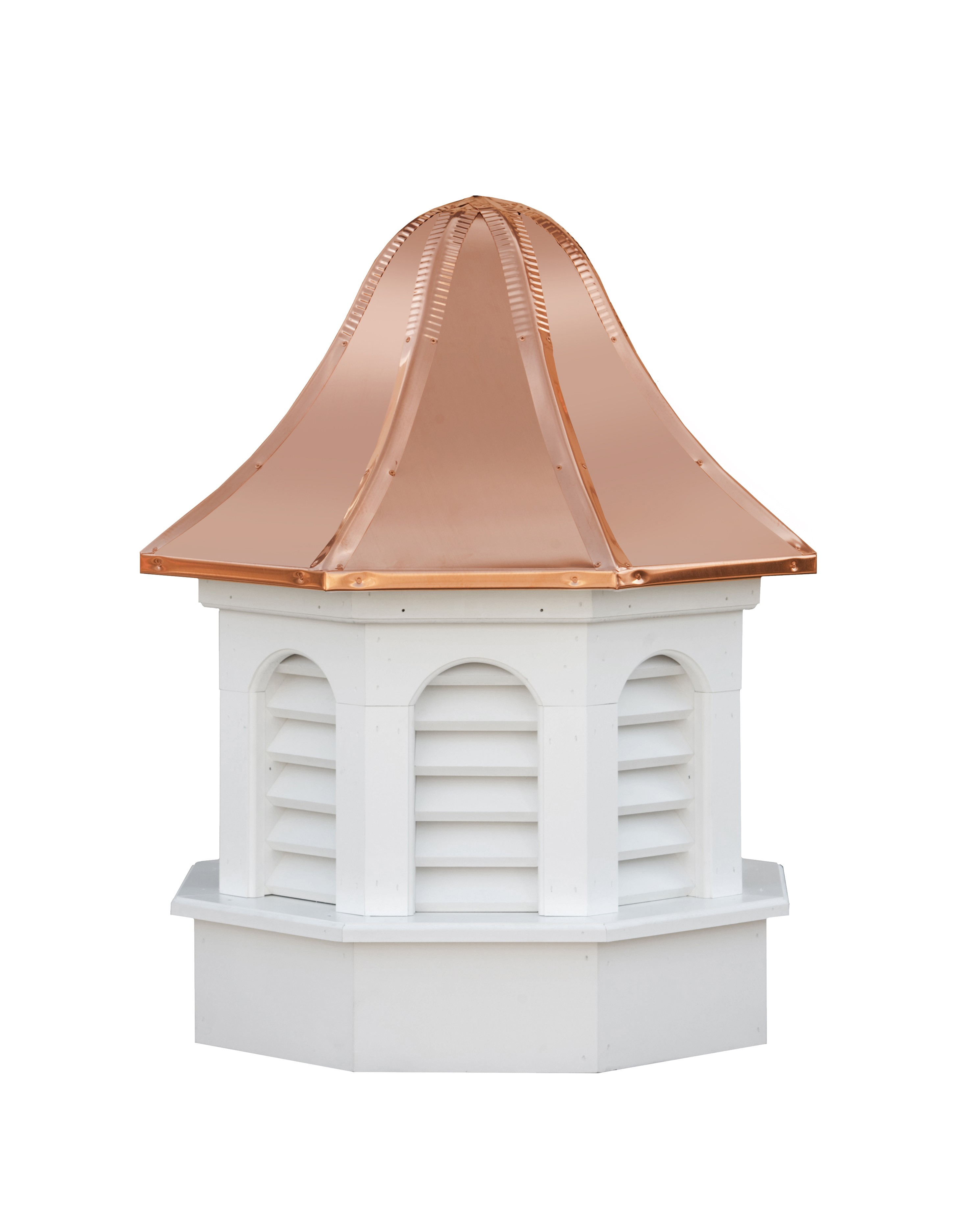 Beautiful Cupolas for Your Ornamental Structure of Roof: Copper Roof Cupola | Cupola Roof Vent | Cupolas