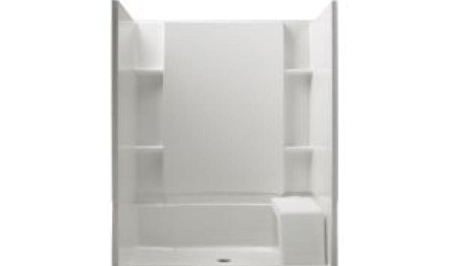 Corner Shower Stalls | Sterling Shower Stalls | Lowes Shower Stalls with Seats