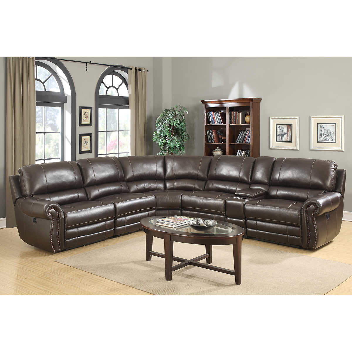 Costco Leather Sectional | Sectional Leather Sofas | Leather Sofa and Loveseat
