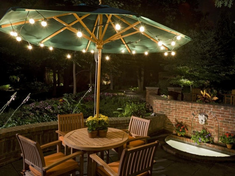 Costco Offset Umbrella | Costco Outdoor Umbrella | Led Patio Umbrella