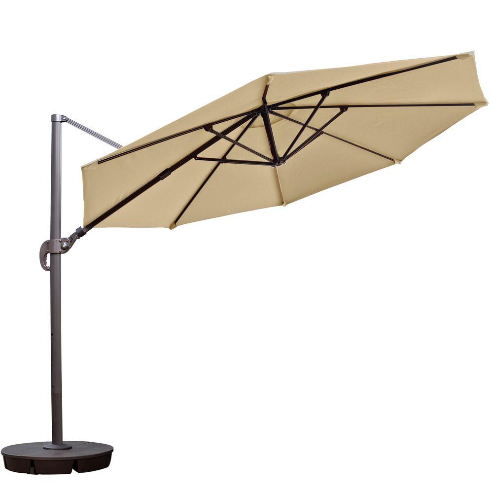 Costco Offset Umbrella | Patio Umbrella Clearance | Amazon Outdoor Umbrella
