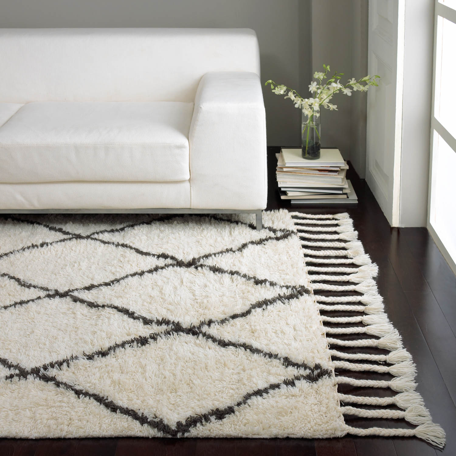 Creative Marrakesh Shag Rug | Breathtaking Soft Shaggy Rugs
