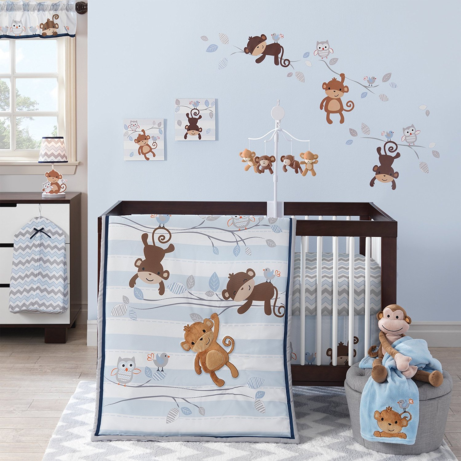 Furniture Crib Blankets Lion King Nursery Set