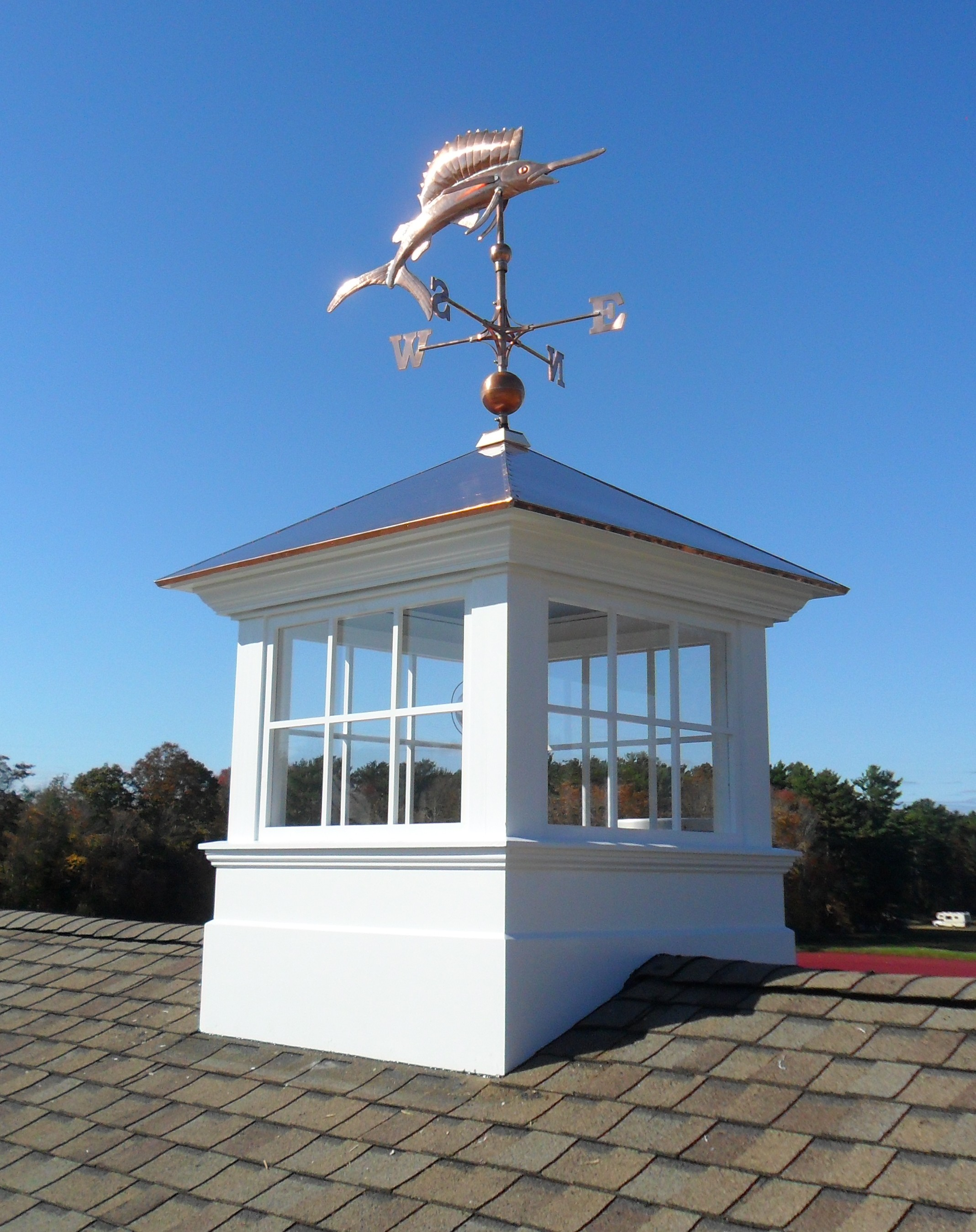 Beautiful Cupolas for Your Ornamental Structure of Roof: Cupola Roof | Vinyl Cupolas | Cupolas