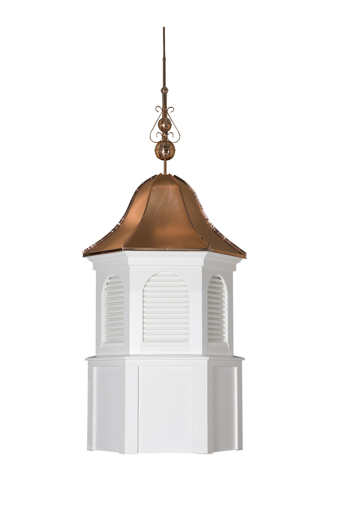 Beautiful Cupolas for Your Ornamental Structure of Roof: Decorative Cupola | Cupolas | Vinyl Cupola