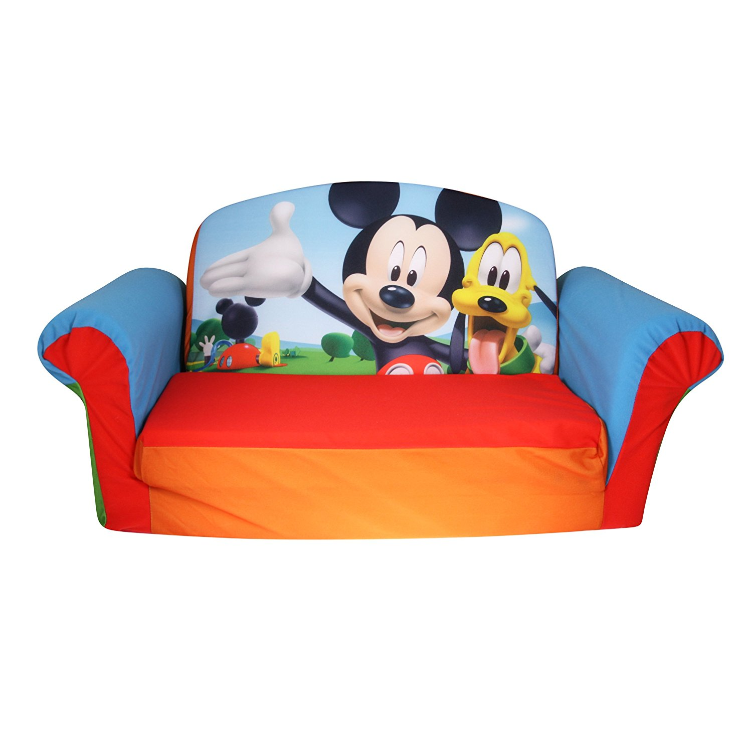 Furniture Toddler Flip Open Sofa