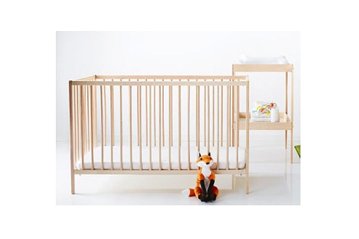 Eddie Bauer Baby Furniture | 2 Piece Nursery Furniture Set | Bassett Baby Crib