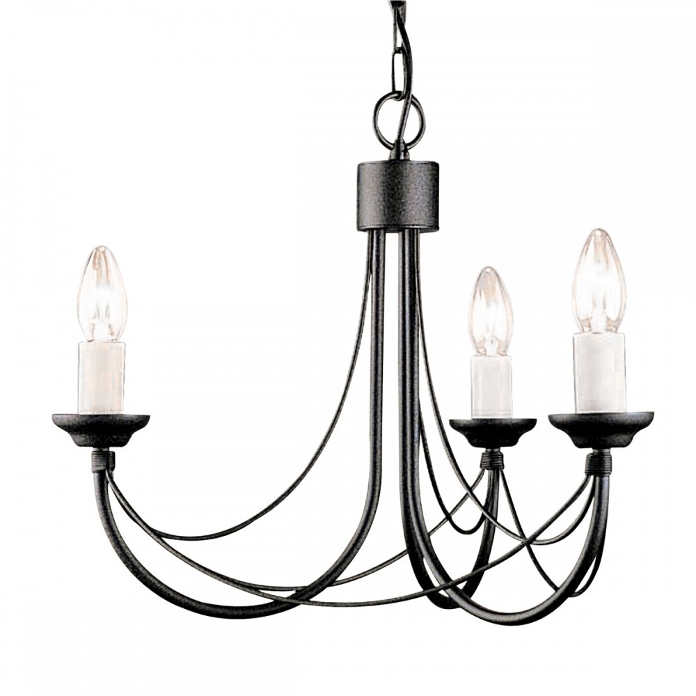 Elegant Gothic Chandelier | Enjoyable Gothic Chandelier Wrought Iron
