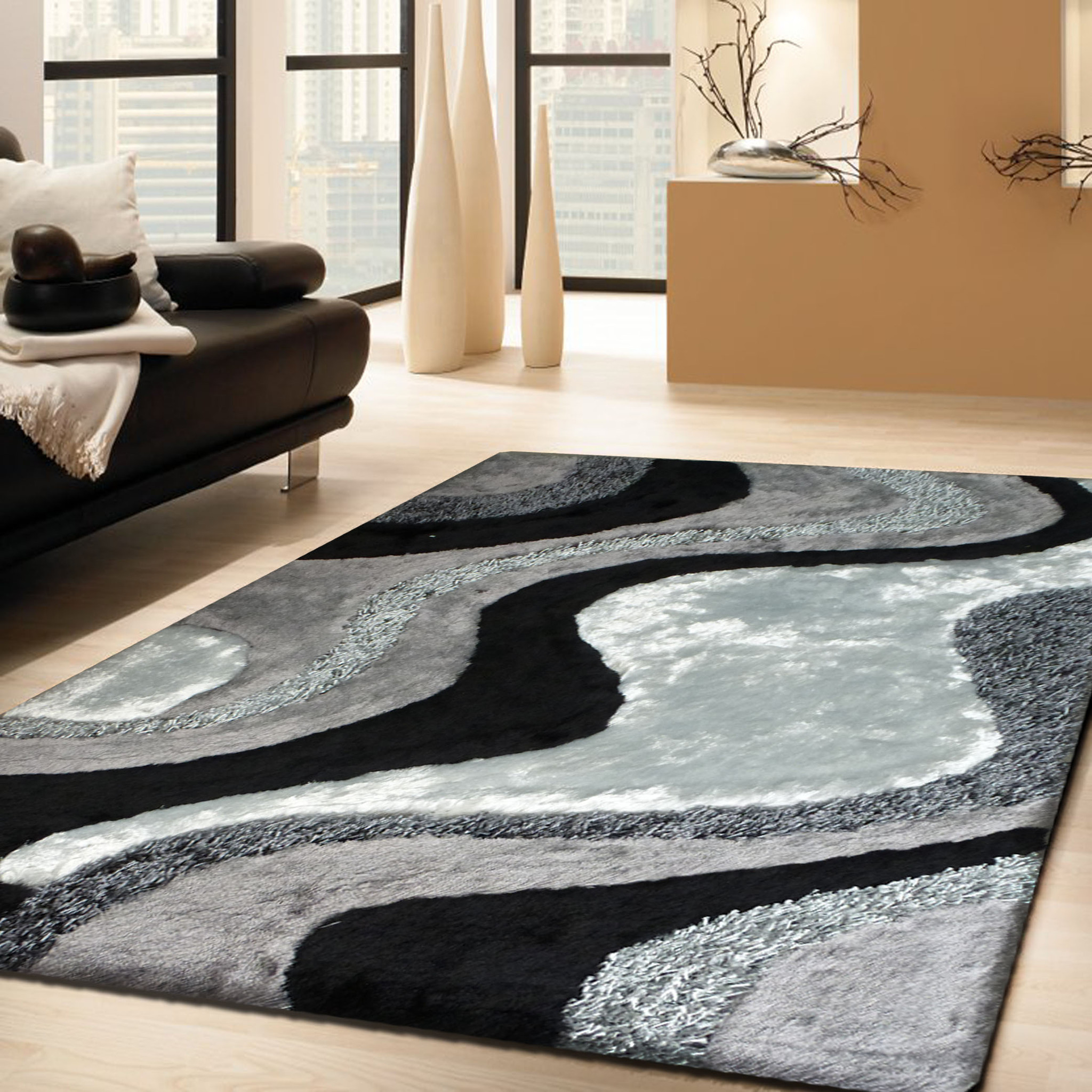 Entrancing Marrakesh Shag Rug | Redoubtable Shag Carpet Rugs