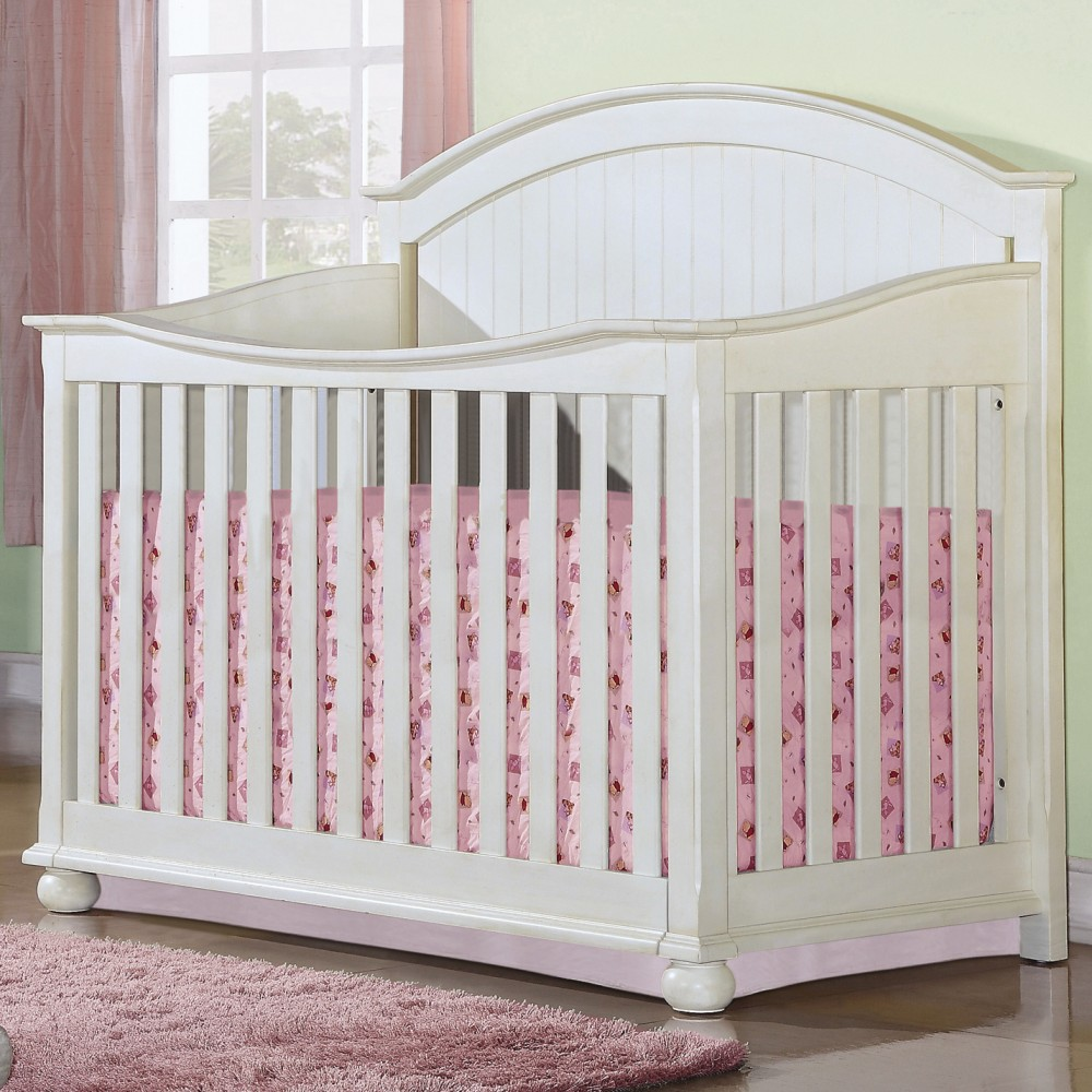 Europa Palisades Crib | Crib Tent Walmart | Bassett Baby Crib & Furniture: Bassett Baby Crib With Sophisticated And Graceful ...
