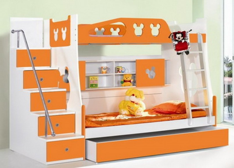 Fancy Bunkbeds | Bunk Beds For Teenager | Bunk Beds For Small Rooms