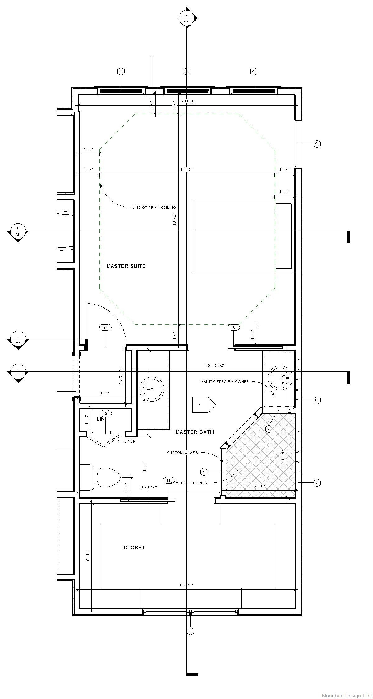 Fascinating Master Bedroom Addition Plans | Winsome Master Suite Addition Plans