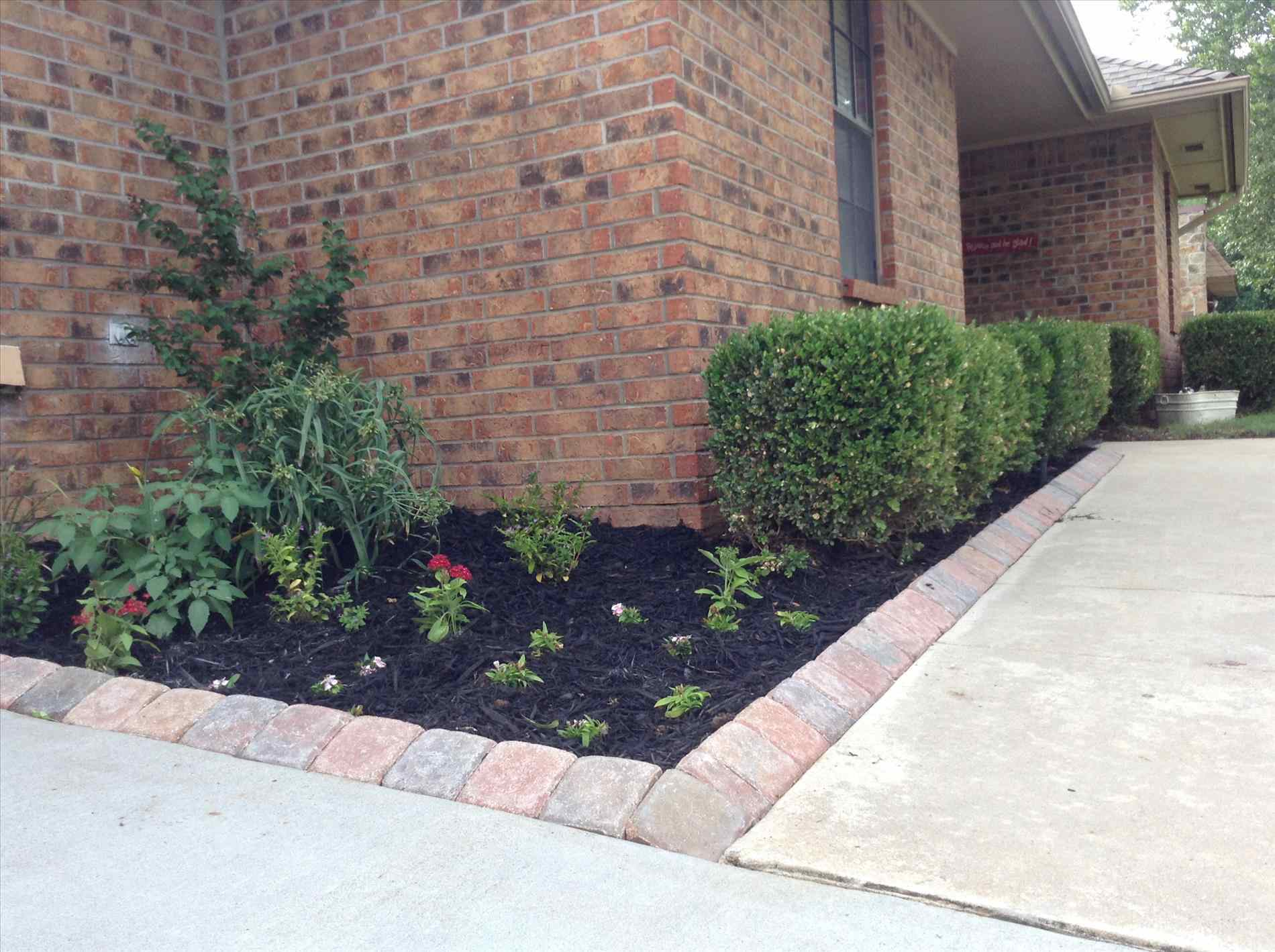 Flower Bed Liner | Home Depot Landscape Edging | Garden Edging Lowes