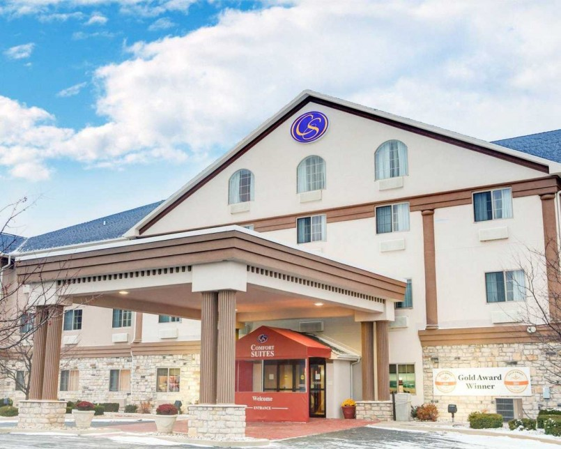Fourwinds Hotel | Fairfield Inn New Buffalo Mi | Warren Dunes Hotels