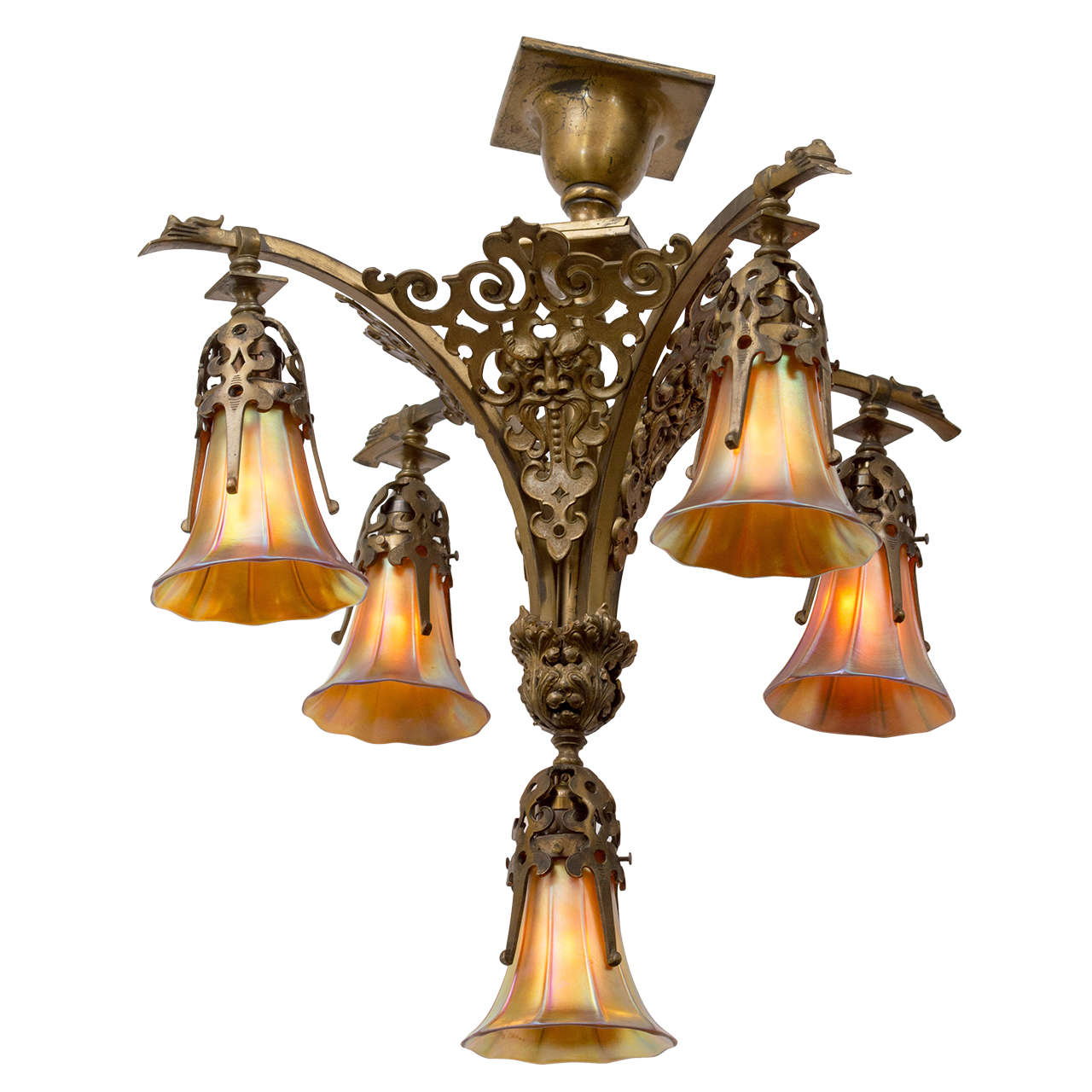 Fresh Wrought Iron Chandeliers Mexican | Entrancing Gothic Chandelier