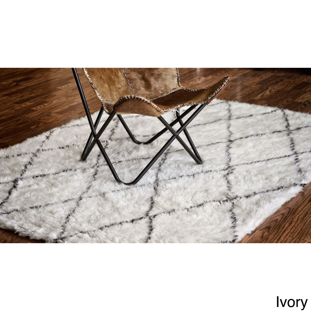 Gorgeous Marrakesh Shag Rug | Surprising Luxury Shaggy Rugs