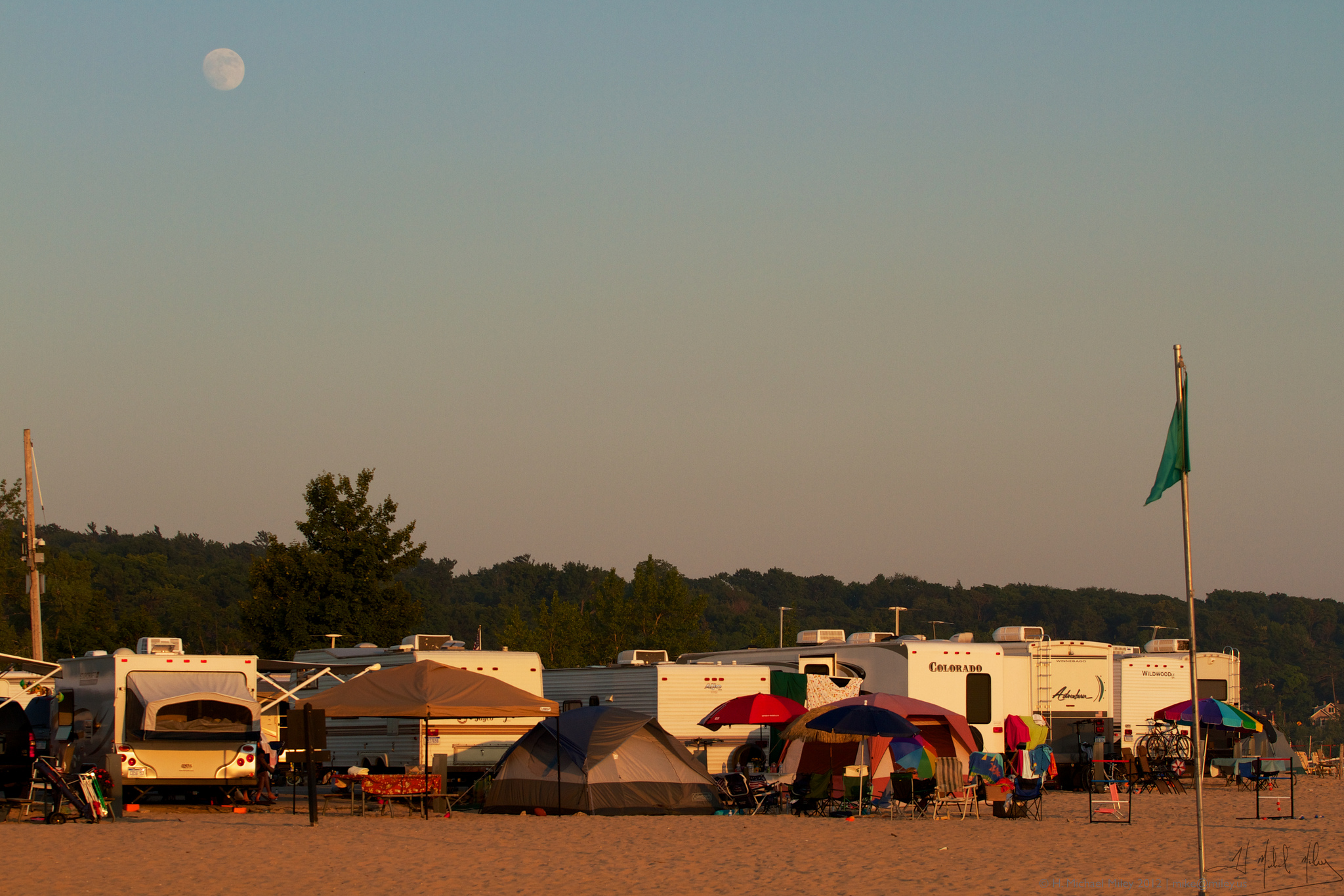 | | Grand Haven Campground