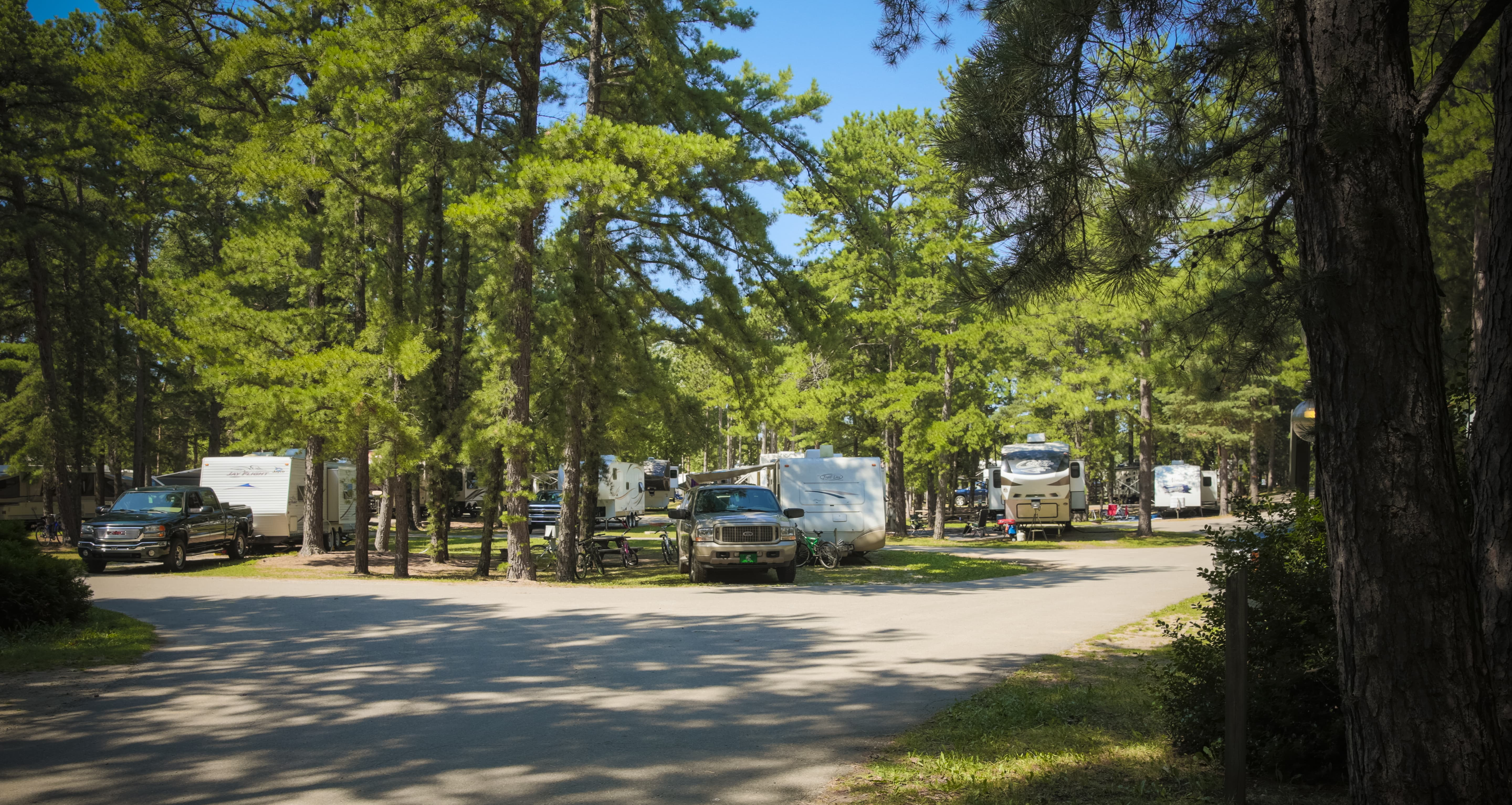 | Grand Haven Campground | Campgrounds Holland Mi