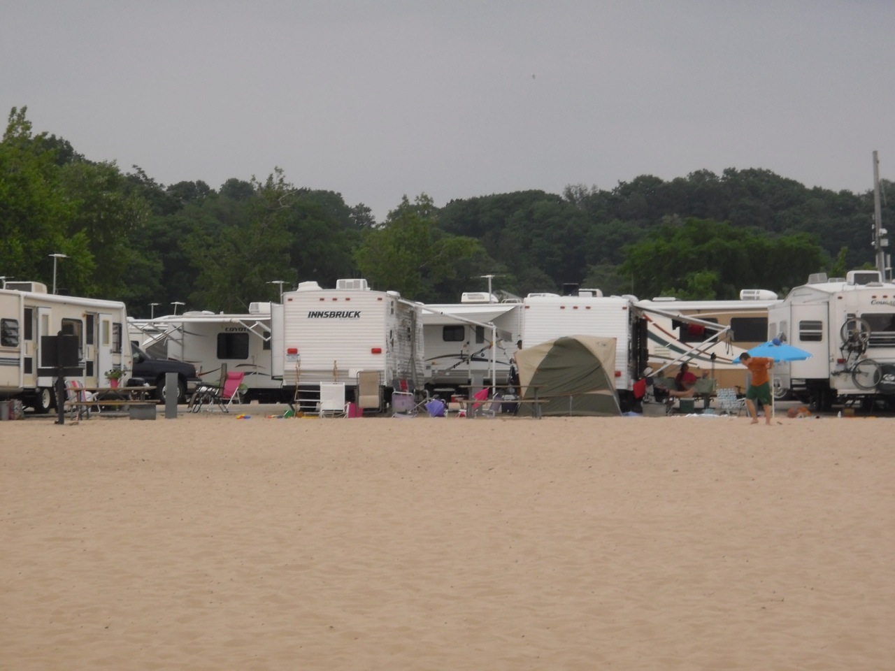 Grand Haven Campground | Camping in Muskegon Mi |