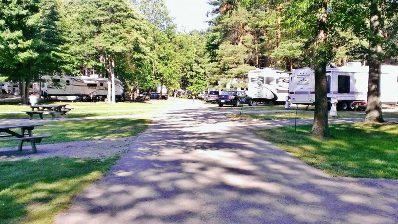 | Grand Haven Campground |