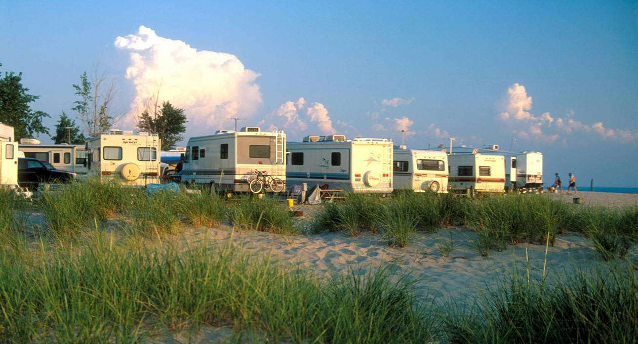 | Grand Haven Campground | Western Michigan Campgrounds