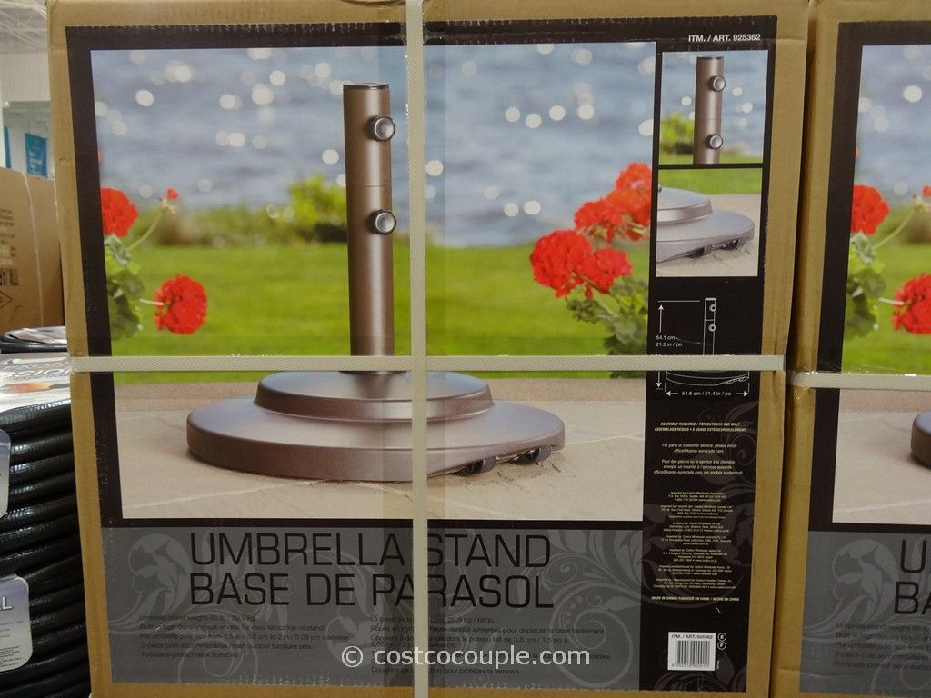 Hampton Bay Umbrella | Costco Offset Umbrella | Target Offset Umbrella