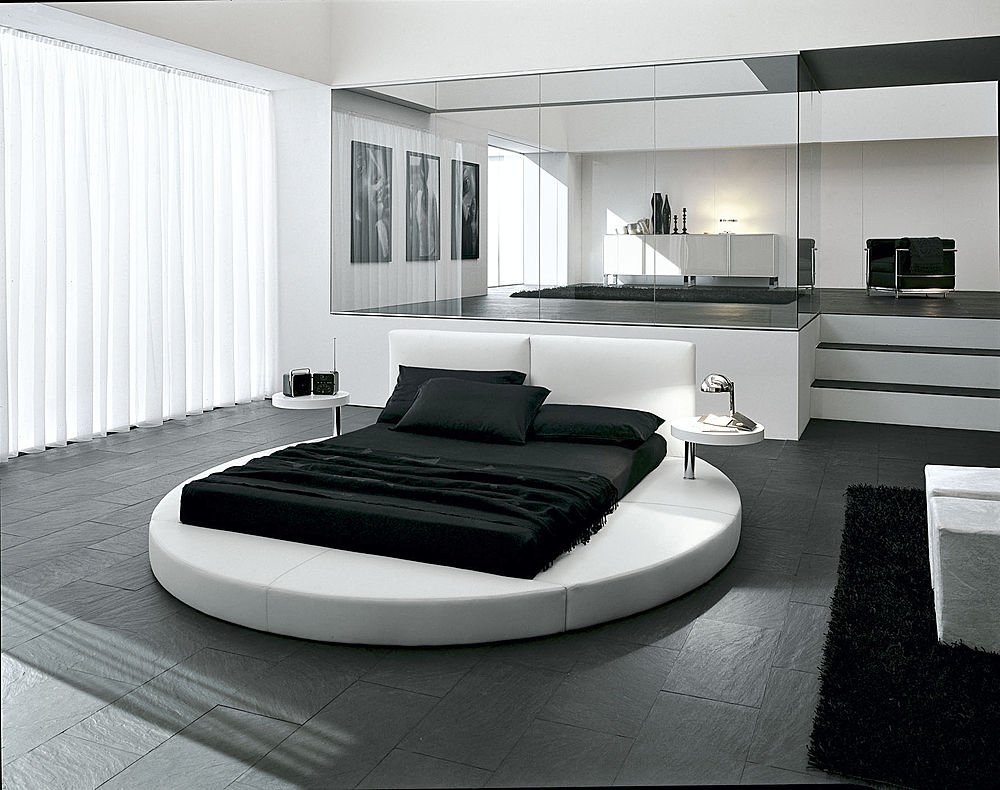Headboard for Round Bed | Round Bed Comforters | Round Beds