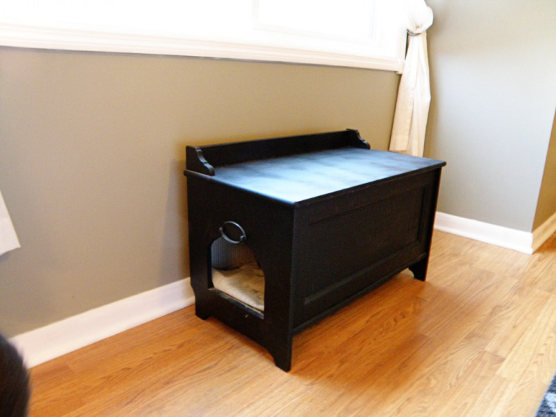 Hidden Cat Litter Box | Hidden Kitty Litter Box | How To Hide A Litter Box