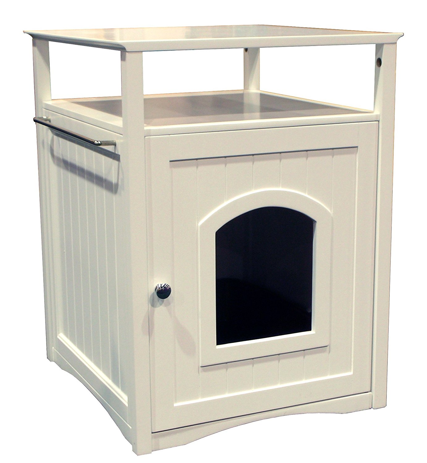Hidden Cat Litter Box | Hidden Litter Box Furniture | Litter Box Table