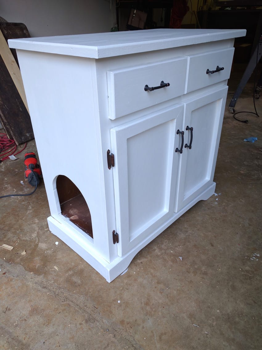 Hidden Cat Litter Box | Multi Cat Litter Box Solutions | Litter Box Alternatives