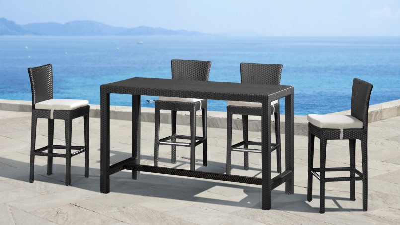 High Top Bistro Set | Bar Height Patio Sets | Bistro Sets