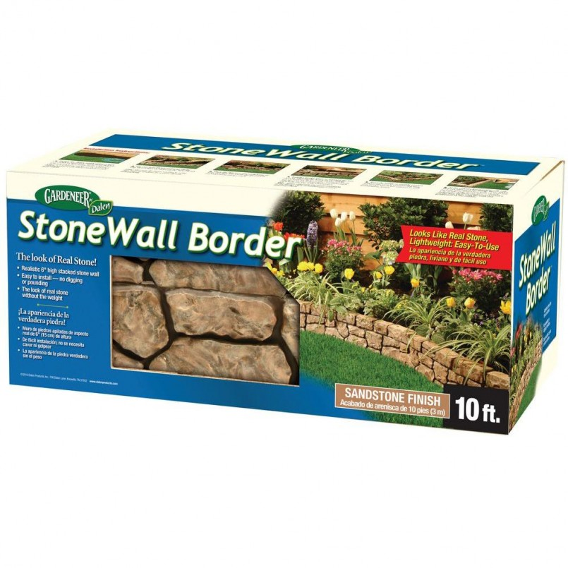 Home Depot Landscape Edging | Flower Bed Edging Stone | Landscape Edgers