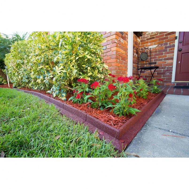 Home Depot Landscape Edging | Lawn Edging Home Depot | Rubber Landscape Edging