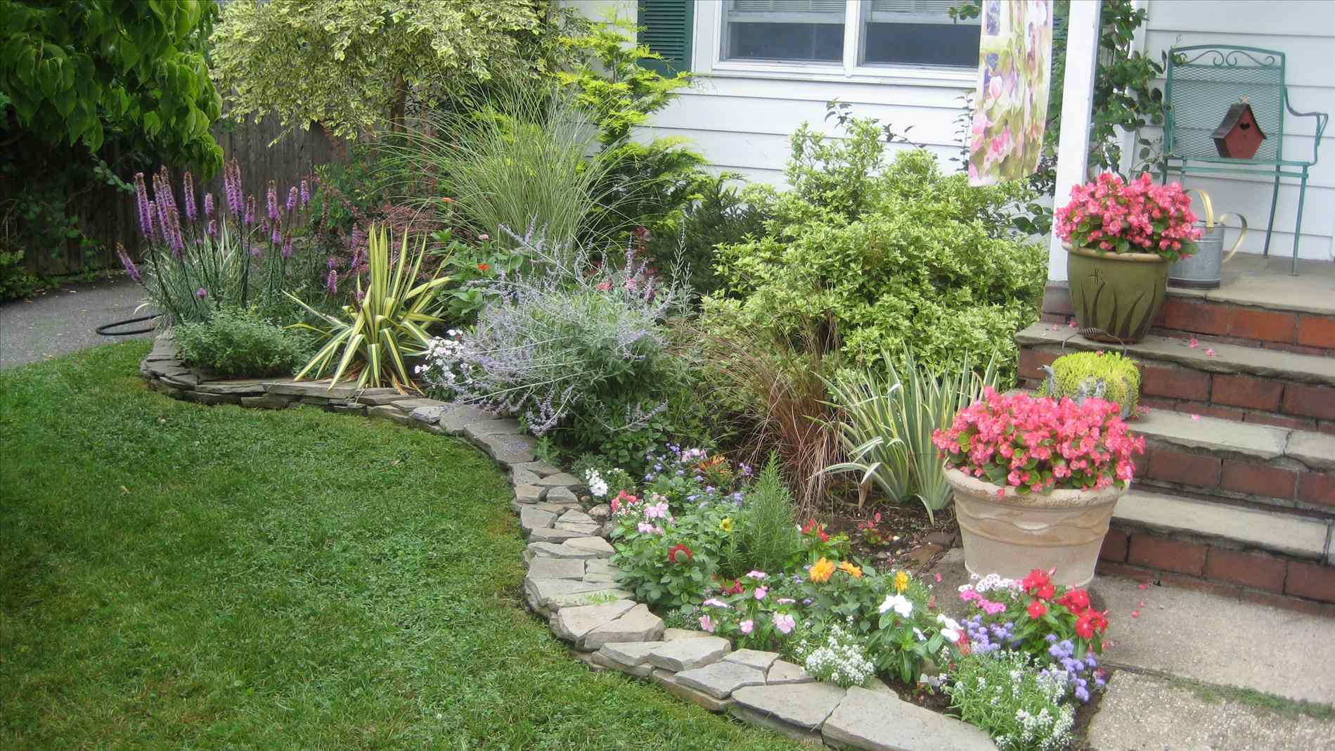 Home Depot Landscape Edging | Lowes Edging Stones | Ecoborder