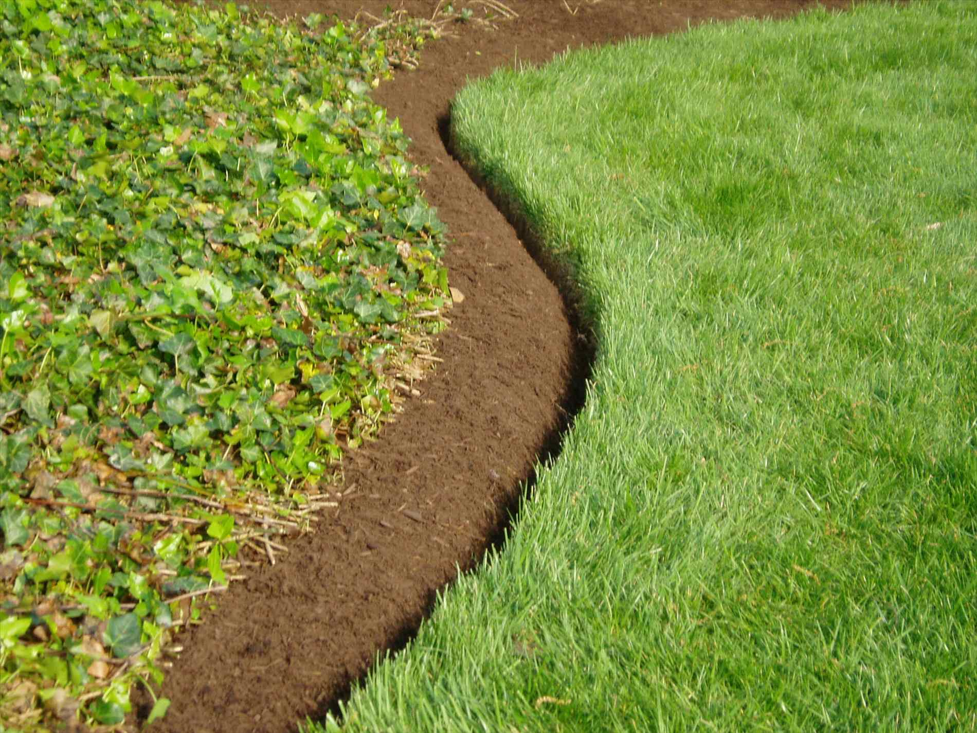 Home Depot Landscape Edging | Rubber Edging | Driveway Edging Ideas