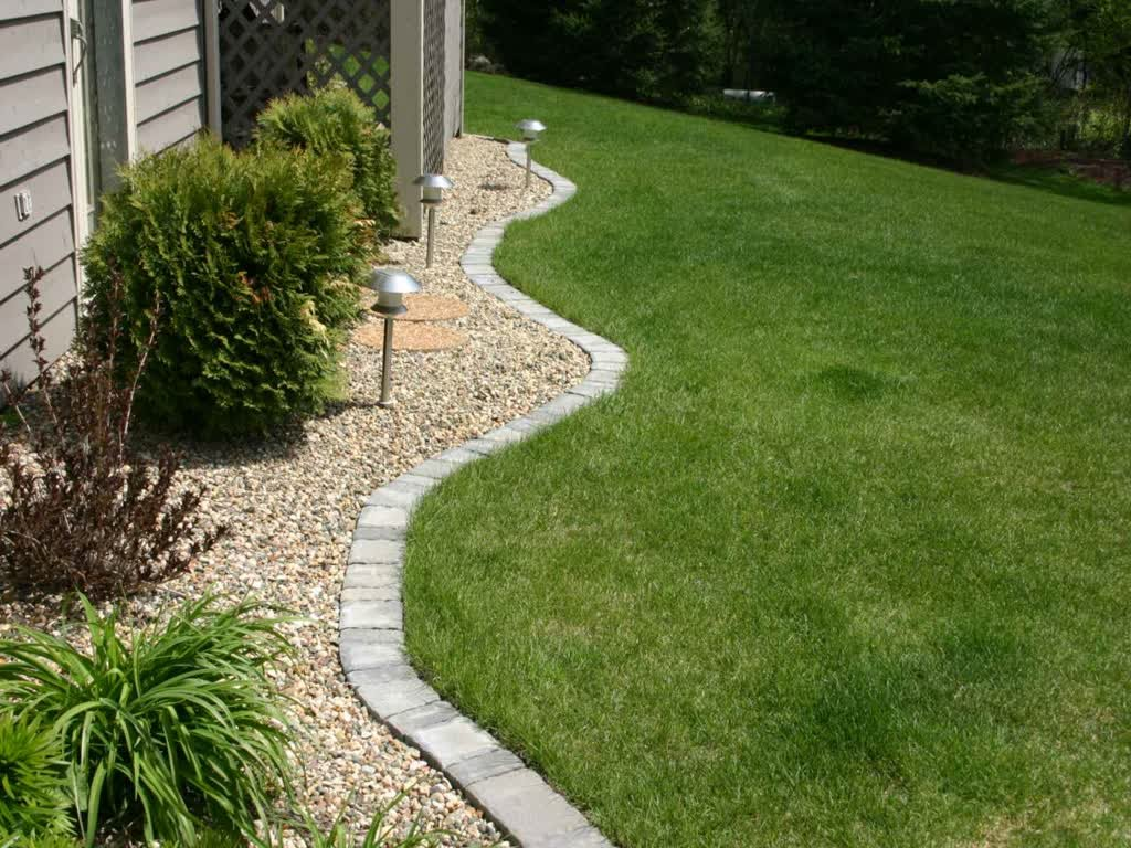 Home Depot Landscape Edging | Rubber Edging | Edging Home Depot