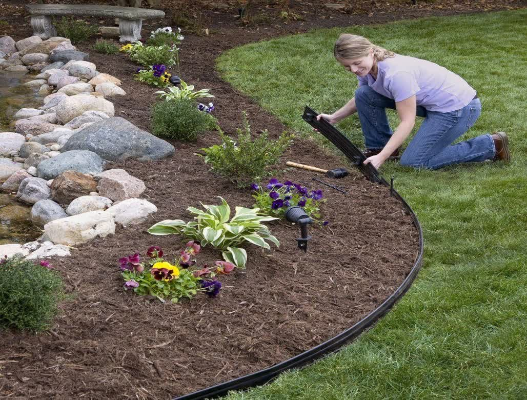 Home Depot Landscape Edging | Vigoro Official Website | Home Depot Lawn and Garden