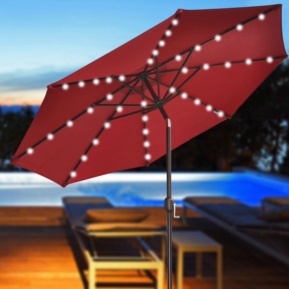 Home Depot Patio Umbrella | Led Patio Umbrella | Costco Offset Umbrella
