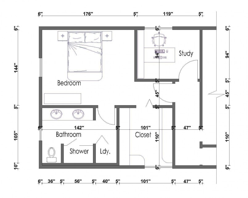 Impressive Average Cost Of Master Suite Addition Styles | Sophisticated Master Bedroom Addition Plans
