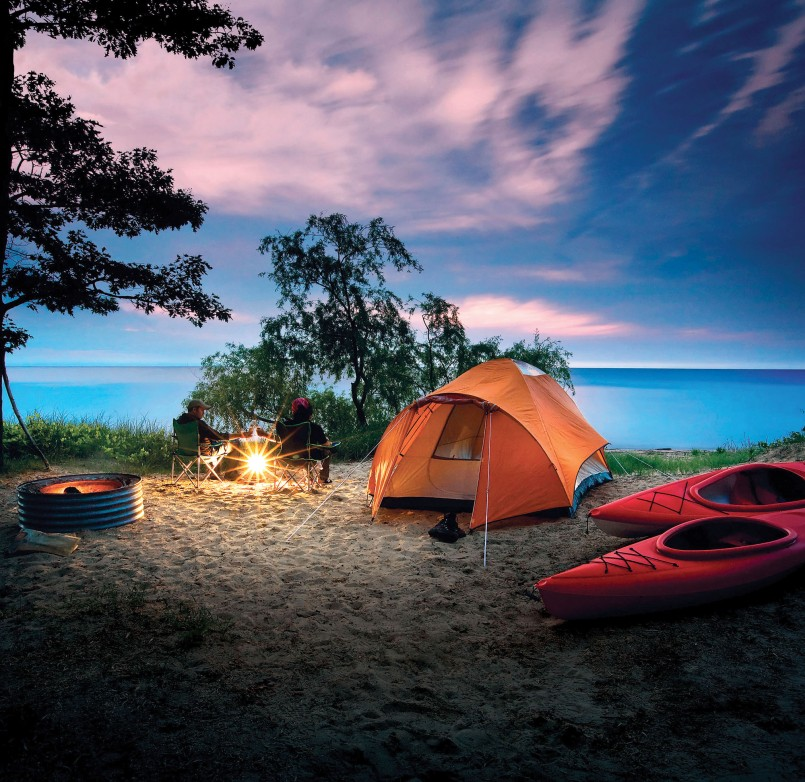 Indiana State Parks Camping | Mi Dnr Camping | Mi Dnr Reservations