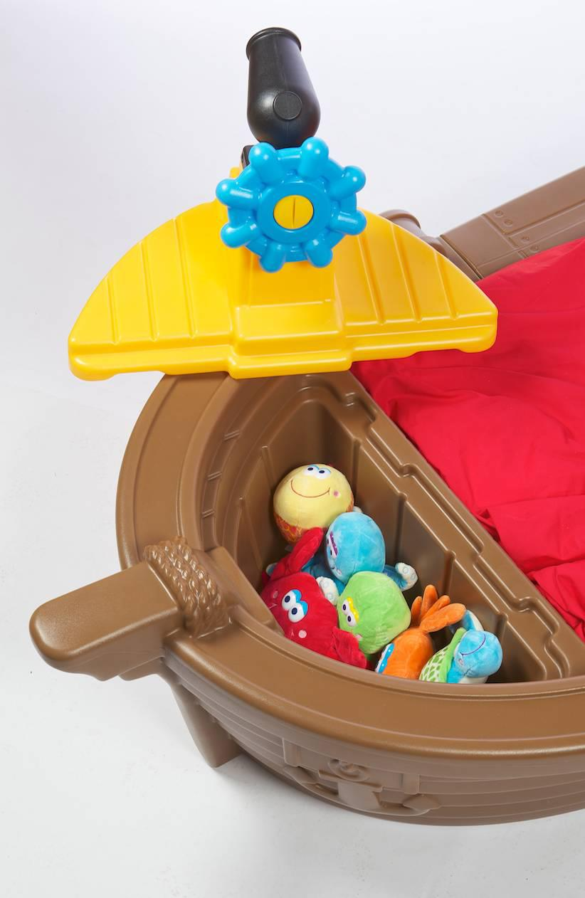 Jake and The Neverland Pirates Ship Bed | Little Tikes Bed Canada | Little Tikes Pirate Bed