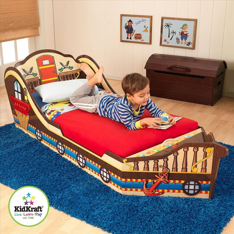 Jake Pirate Bed | Little Tikes Pirate Bed | Pirate Bed Little Tikes