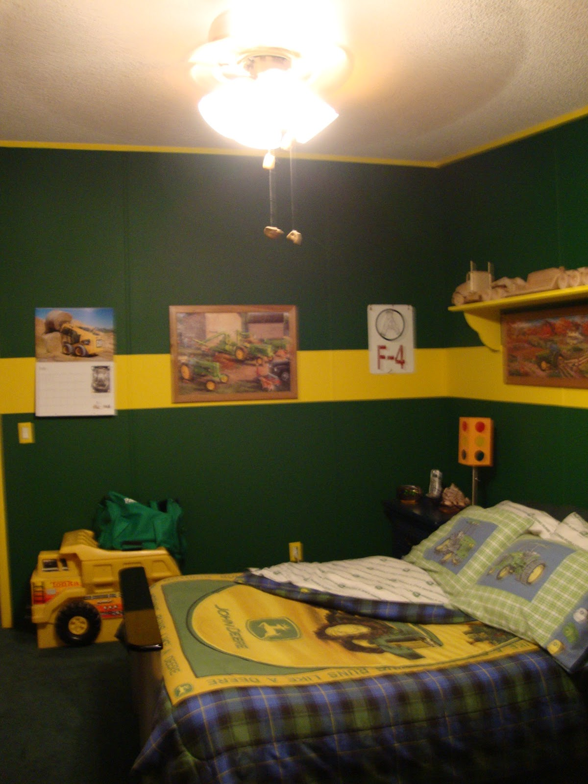 John Deere Bedding | Girls John Deere Bedding | John Deere Childrens Bedding