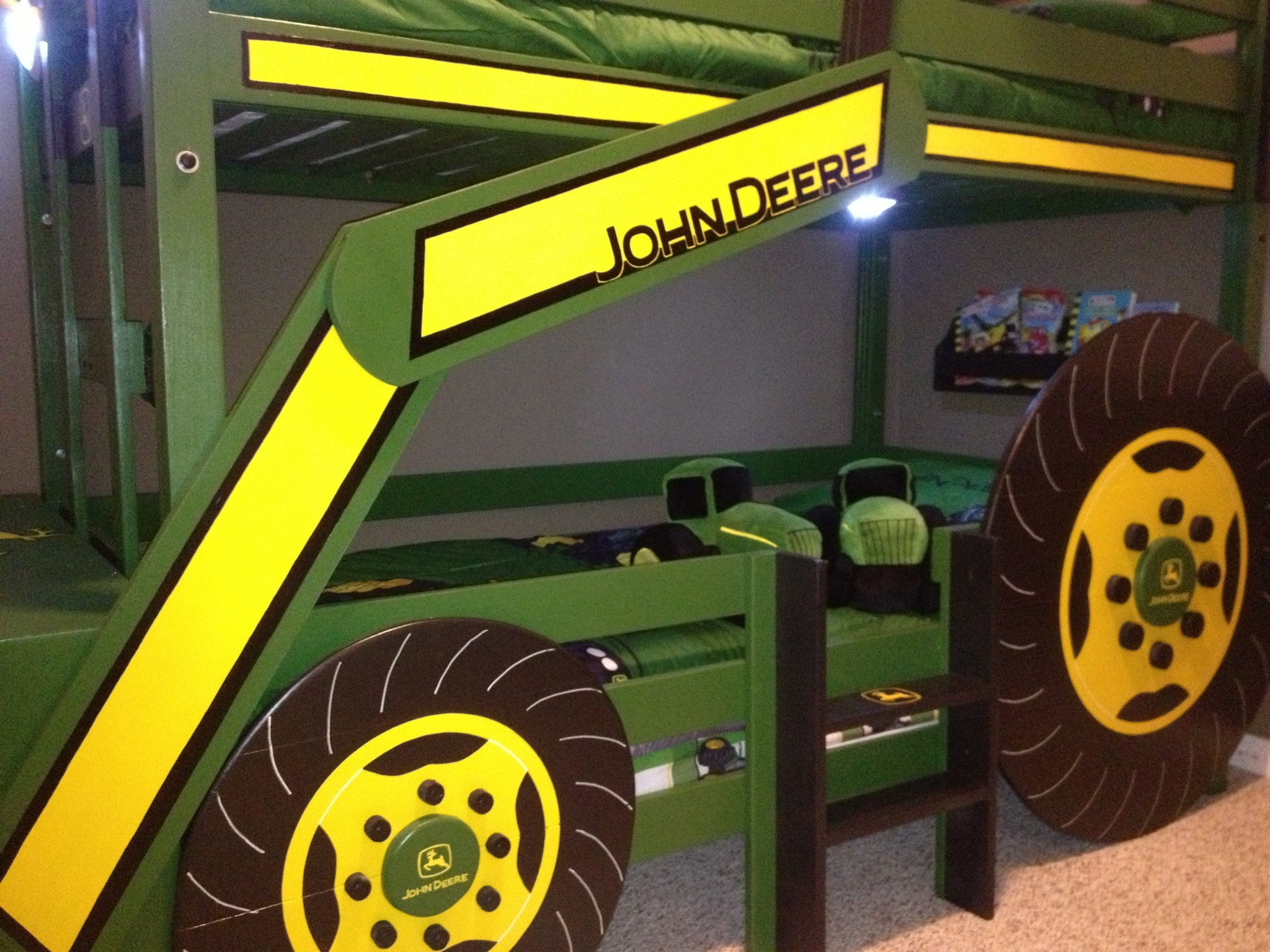 John Deere Bedding | John Deere Baby Crib Bedding | Girls John Deere Bedding
