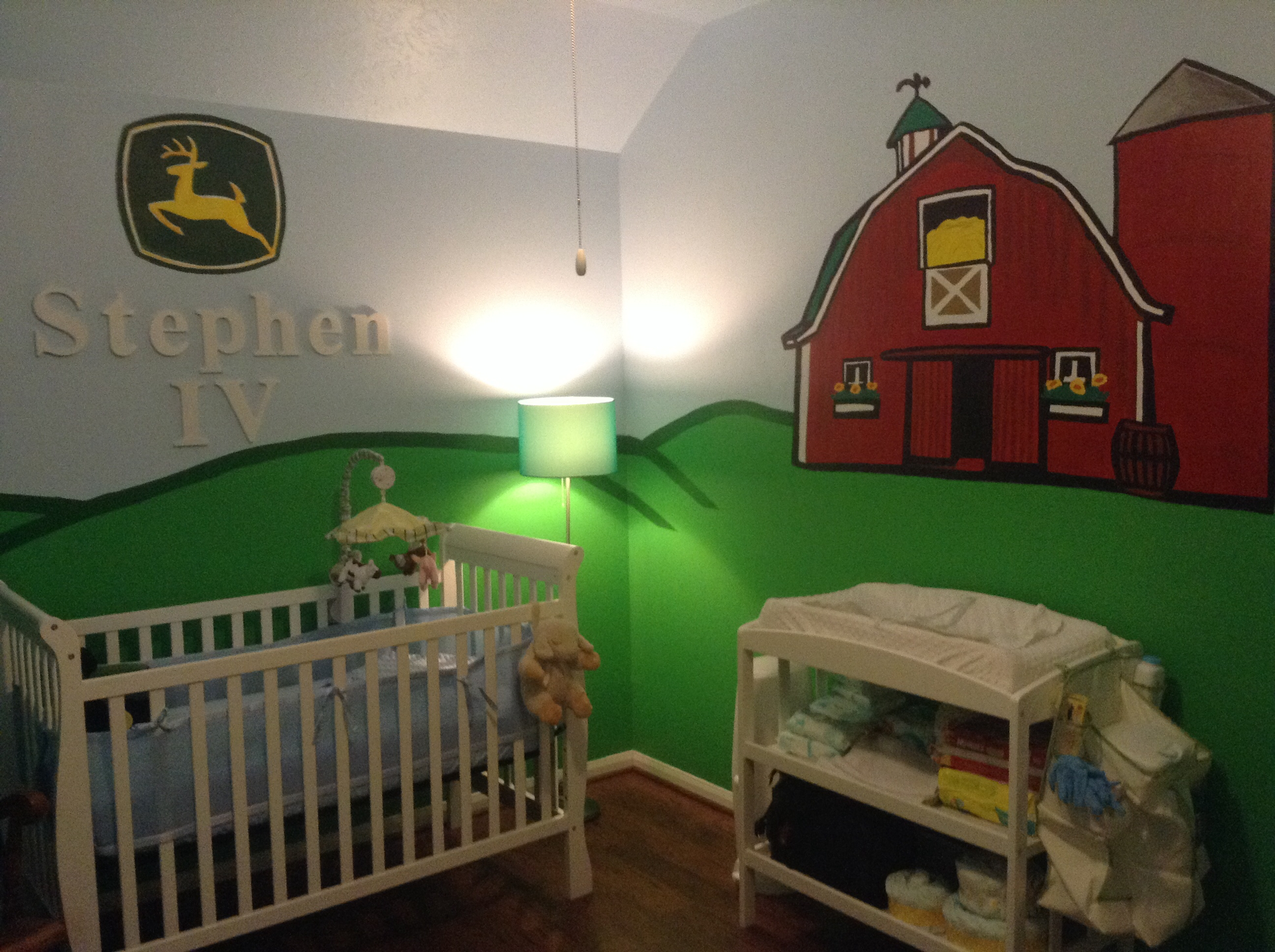 John Deere Bedding | John Deere Baby Crib Bedding | John Deere Bedding for Toddlers