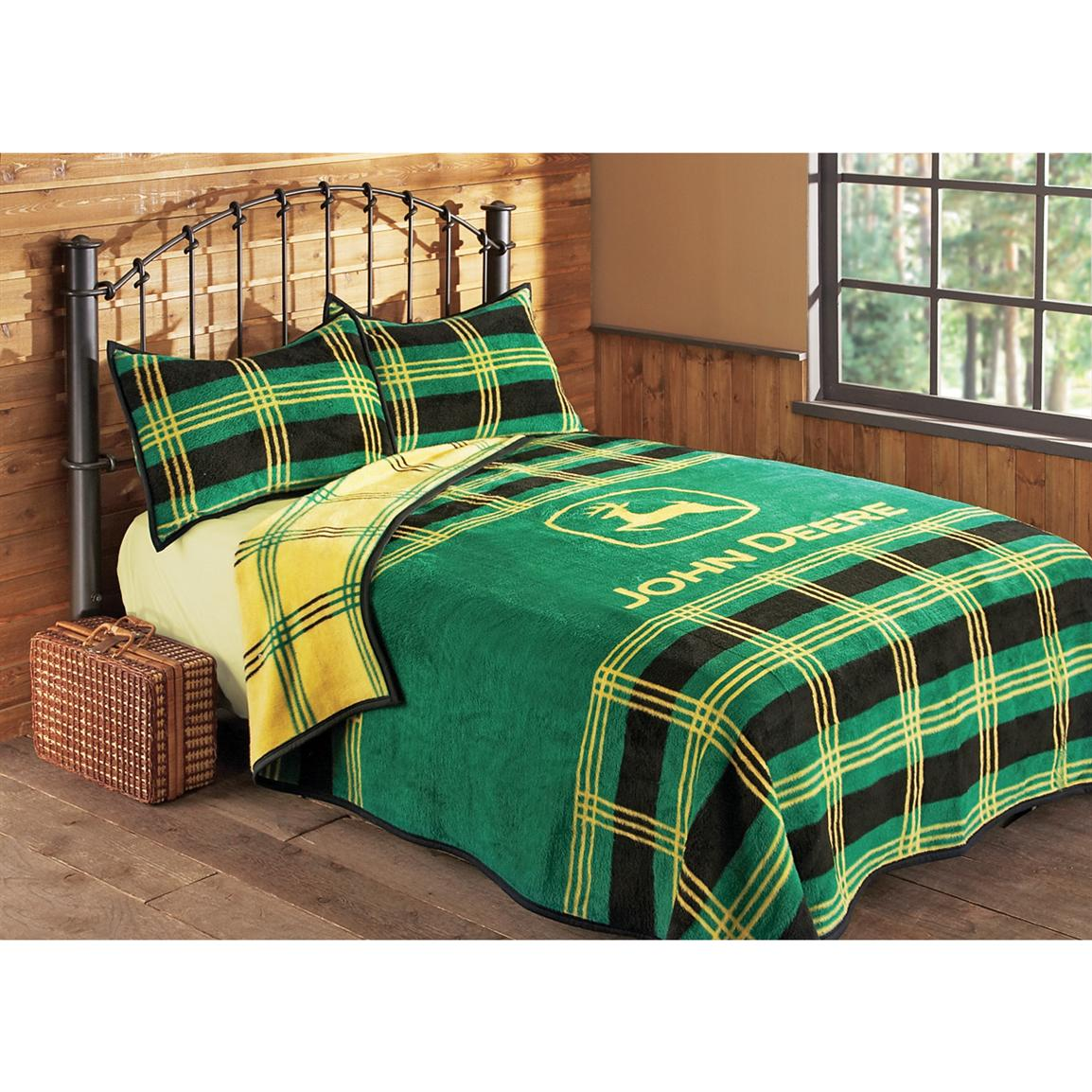 John Deere Bedding | John Deere Rug | John Deere Room Accessories