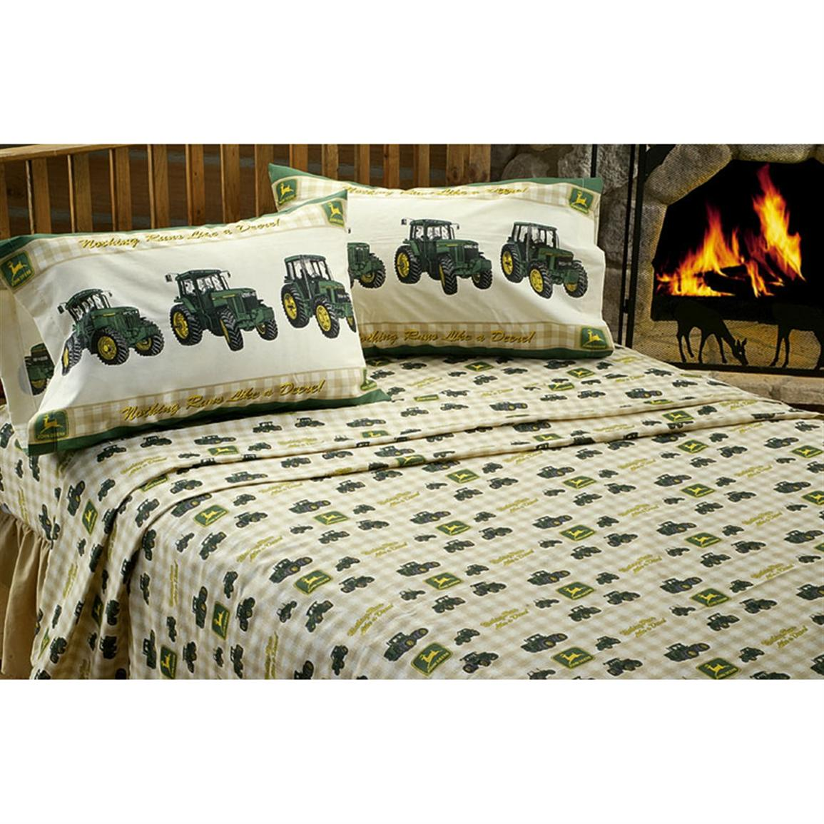 John Deere Bedding | John Deere Toddler Bed | John Deere Pillow