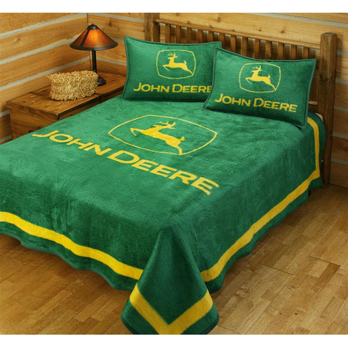John Deere Bedroom Ideas | John Deere Tractor Bunk Bed | John Deere Bedding