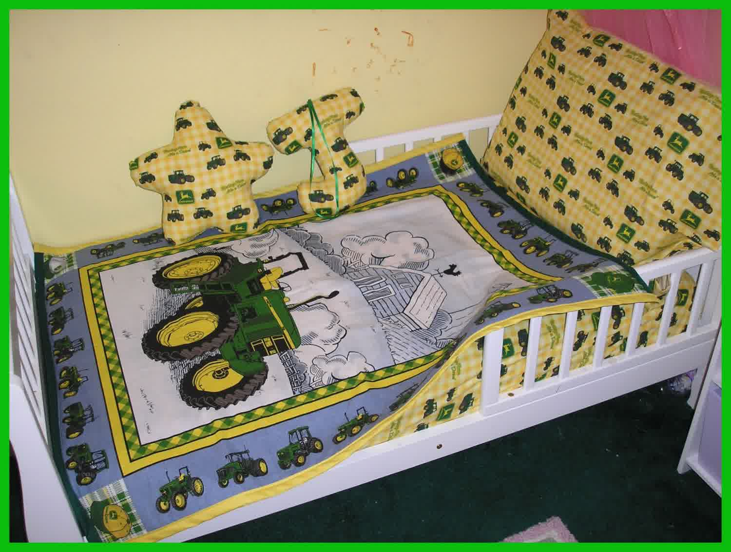 John Deere Beds for Kids | John Deere Toddler Bedding | John Deere Bedding